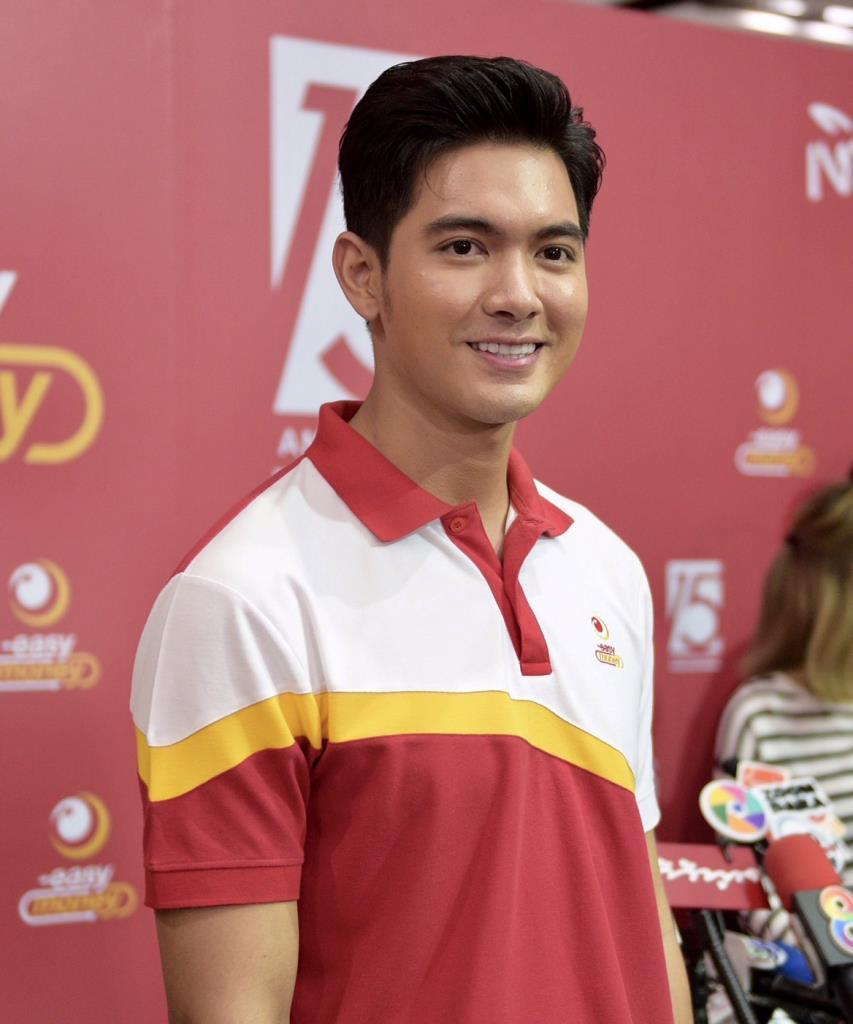 """""""อีซี่มันนี่"""" แบรนด์โรงรับจำนำอันดับหนึ่งของคนไทย เปิดตัวพรีเซนเตอร์คนแรก """"เข้ม-หัสวีร์"""" พระเอกรุ่นใหม่จากช่อง 7"""