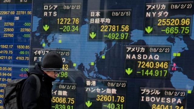 ตลาดหุ้นเอเชียปรับลบ หลังทรัมป์ระงับเจรจามาตรการกระตุ้นเศรษฐกิจรอบใหม่