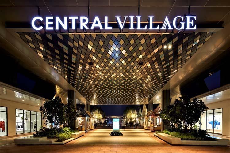 เซ็นทรัล วิลเลจตอกย้ำที่สุดแห่ง Luxury Outlet แห่งแรก ฉลองเปิดร้าน OUTLET BYCLUB21 โฉมใหม่ใหญ่ที่สุดของไทย!