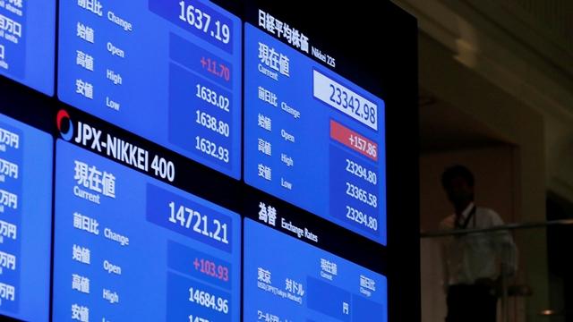 ตลาดหุ้นเอเชียปรับบวก ขานรับทรัมป์หนุนมาตรการกระตุ้นเศรษฐกิจ