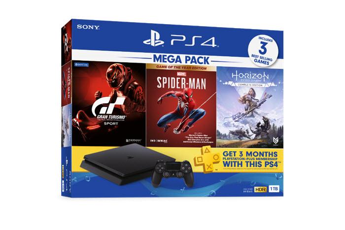 ส่งท้ายปลายเจน! ชุดบันเดิล PlayStation 4 โคตรคุ้ม วางจำหน่าย 16 ต.ค.นี้