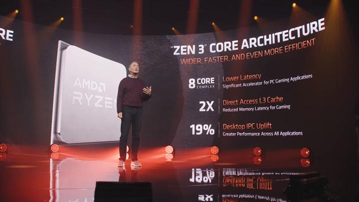 AMD เปิดตัวซีพียู Ryzen 5000 รุ่นใหม่เน้นเอาใจคอเกม