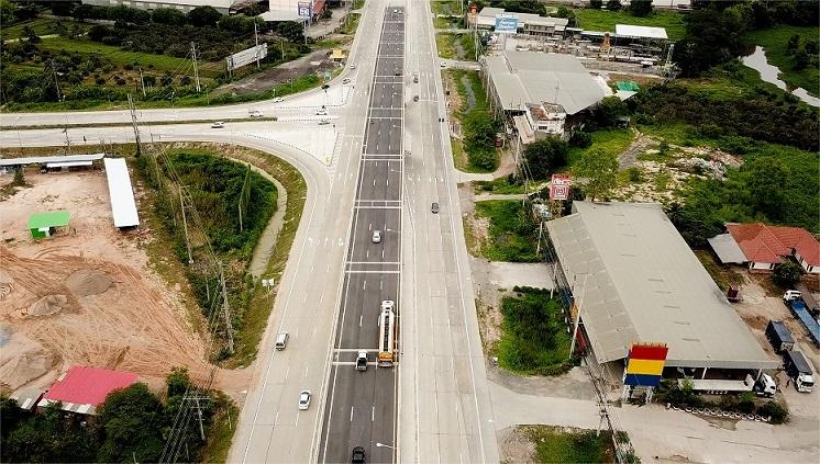 ขยาย6 เลนเสร็จแล้ว ถนนสาย สามแยกดอยติ – เชียงใหม่ วิ่ง เลี่ยงเมืองฉลุย