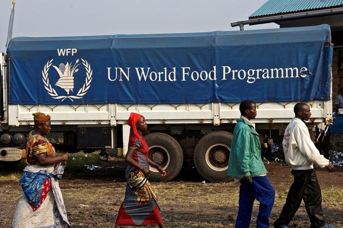 'โครงการอาหารโลก' ชนะรางวัลโนเบลสาขาสันติภาพ