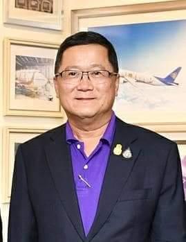 นายชาญศิลป์ ตรีนุชกร รักษาการแทนกรรมการผู้อำนวยการใหญ่ บริษัท การบินไทย
