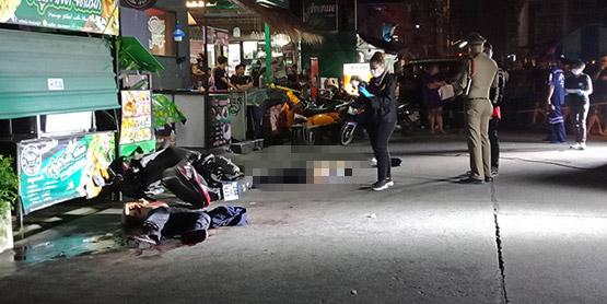 เด็กเทคนิคดอนเมืองถูกคู่อริรุมแทงตาย 2 บาดเจ็บ 1