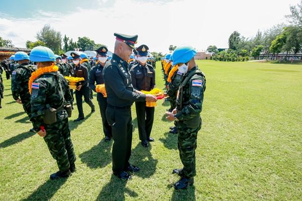 กำลังกองร้อยทหารช่างเฉพาะกิจไทย/เซาท์ซูดาน (แฟ้มภาพ)