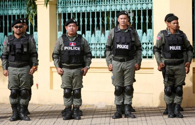 กัมพูชาเผยเอฟบีไอเตรียมตั้งสำนักงานในประเทศร่วมมือตำรวจเขมรล่าอาชญากร