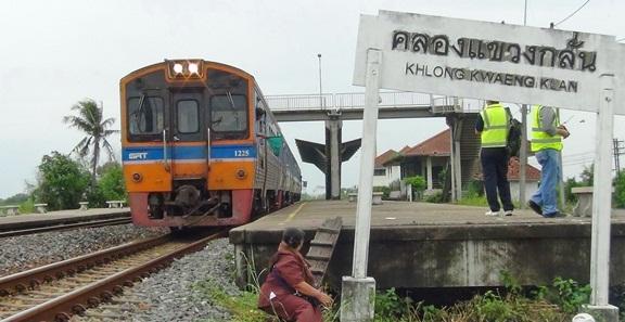 เปิดภาพใหม่สถานีรถไฟคลองแขวงกลั่น หลังเกิดโศกนาฏกรรม 19 ศพ