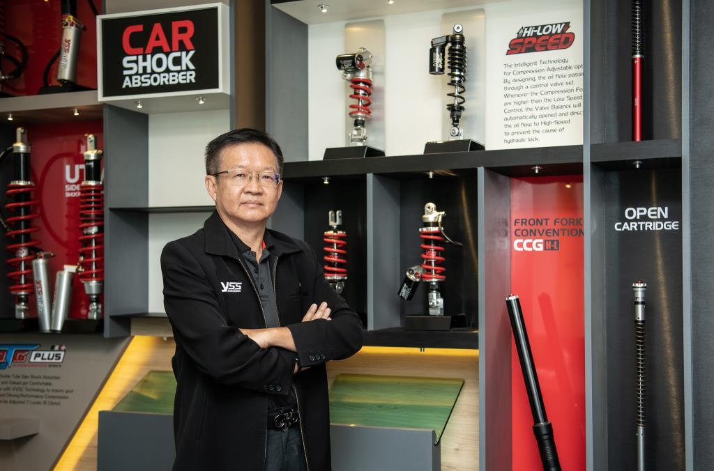 วาย.เอส.เอส. เร่งขยายธุรกิจทุกภูมิภาค ตั้งเป้า 3 ปี ขึ้นแท่นอันดับ 1 ผู้ผลิตโช้คอัพรถยนต์