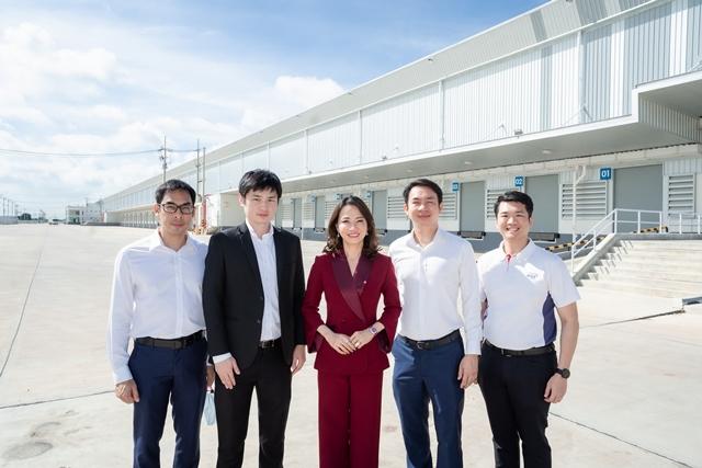 ดับบลิวเอชเอ กรุ๊ป เปิดตัวโครงการ อีคอมเมิร์ซ พาร์ค แห่งแรกในไทย