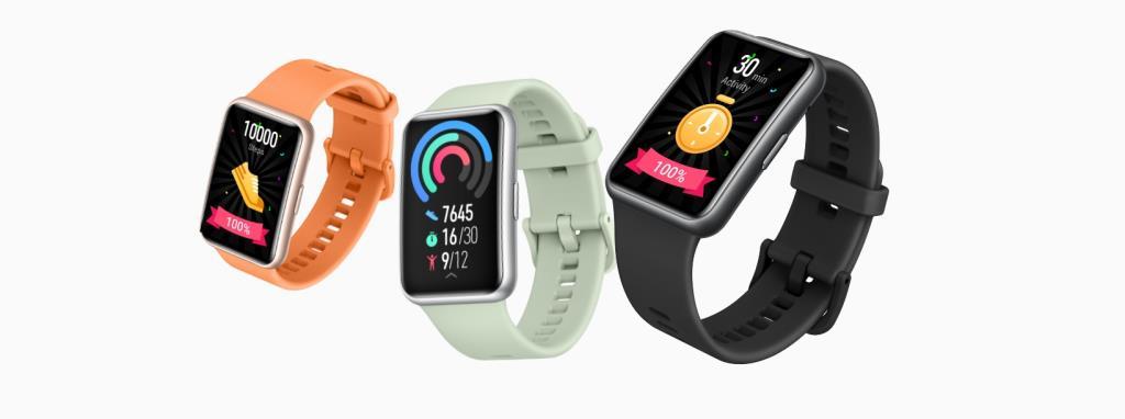 Huawei แนะนำ 4 จุดเด่น Watch Fit สมาร์ทวอทช์สำหรับผู้รักสุขภาพ