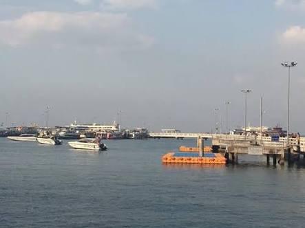 """กรมเจ้าท่าจ่อถกเอกชนเปิดเดินเรือเฟอร์รี่ """"สัตหีบ-บางสะพาน""""เชื่อม2ฝั่งอ่าวไทยในปี64"""