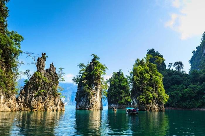 """เหตุนำเสนอ """"อุทยานแห่งชาติเขาสก"""" เป็นอุทยานมรดกแห่งอาเซียนแห่งที่ 7 ของไทย"""