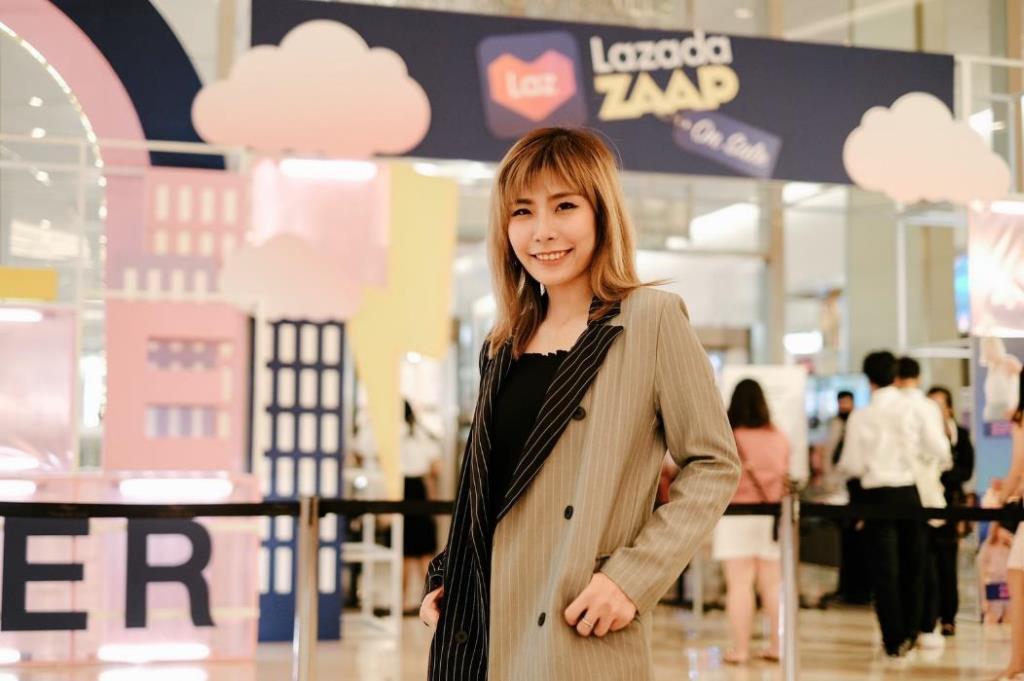 นางสาวซายูริ ฮากิฮาร่า กรรมการผู้จัดการ บริษัท แซ๊ป ออนเซล จำกัด