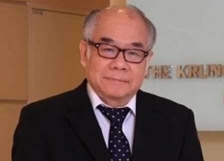 ดร.สมชาย ภคภาสน์วิวัฒน์ นักวิชาการอิสระด้านเศรษฐศาสตร์ และการเมือง