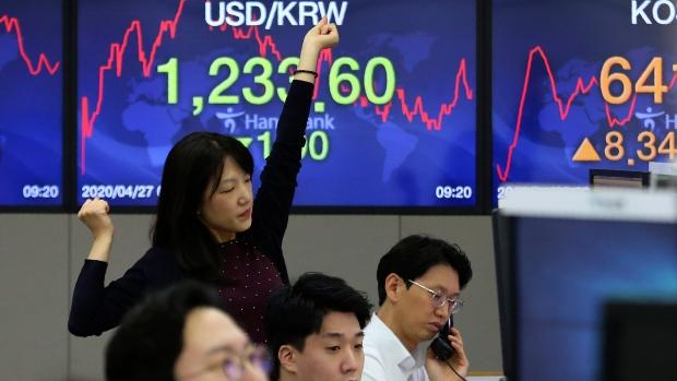 ตลาดหุ้นเอเชียผันผวน วิตกเศรษฐกิจสหรัฐ, ยุโรปล็อกดาวน์ระลอกใหม่