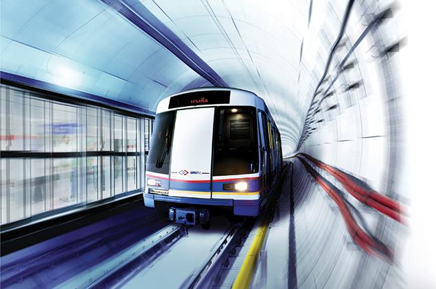 รถไฟฟ้า MRT สีน้ำเงิน ปิดบริการสถานีสามย่านแล้วตั้งแต่ 18.00น.