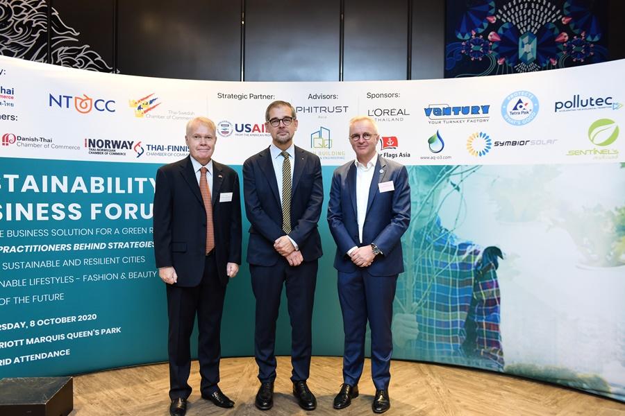 เต็ดตรา แพ้ค ร่วมงาน Sustainability for Business Forum (SBF20) ครั้งที่ 4 ในปี 2020