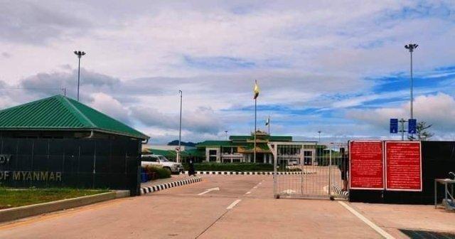 ด่านฯ เมียวดี สาธารณรัฐแห่งสหภาพพม่า ปิดแล้วบ่ายวันนี้ (17 ต.ค.)