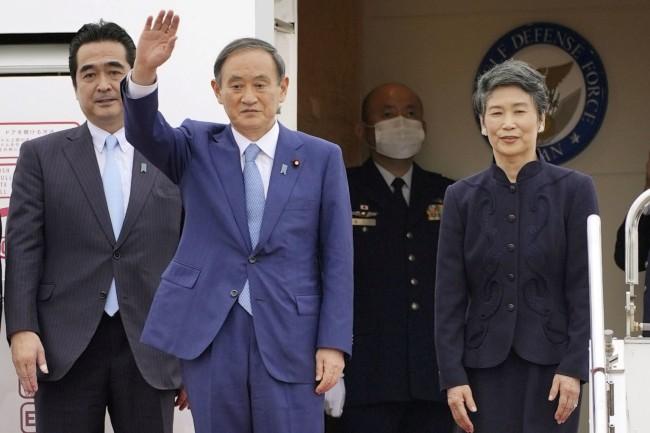 ผู้นำญี่ปุ่นถึงกรุงฮานอย คาดหารือประเด็นเศรษฐกิจ-การป้องกันกับผู้นำเวียดนาม