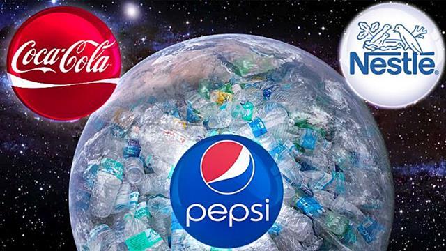 โคคา-โคลา, เนสท์เล่ และเป๊ปซี่โค ผู้ก่อมลพิษขยะพลาสติกระดับโลก/ ธัญญรัศม์ ริลินเกอร์ Arabesque S-Ray