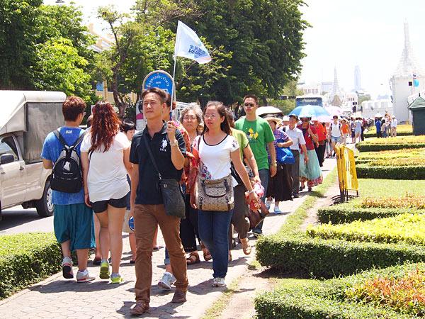 นักท่องเที่ยวจีนกลุ่มแรกใกล้ถึงไทย กักตัว 14 วัน ก่อนเที่ยว
