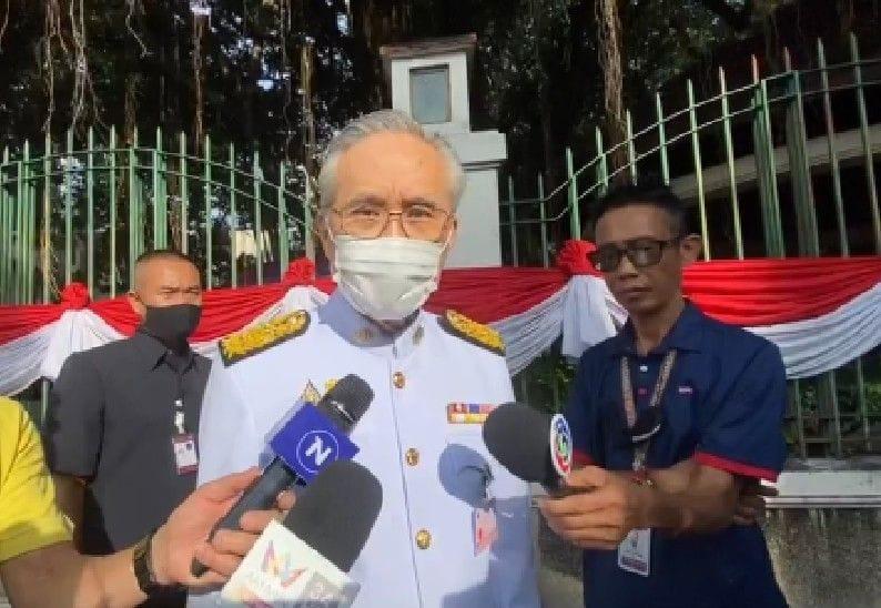 """""""ดอน"""" ยันต่างประเทศเข้าใจสถานการณ์ชุมนุมในไทยดี ไม่มีประเทศไหนกังวล ย้ำกต.แจงทูตทุกประเด็น"""
