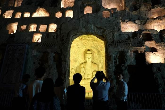 จีนงัด 'เทคโนโลยี 3 มิติ' คืนชีพ 'พระพุทธรูป' อายุ 1,300 ปี
