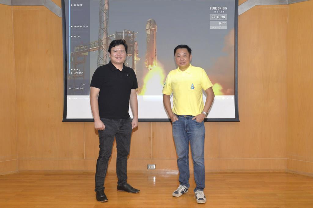 ทีโอทีระเบิดไอเดีย 'Space IDC' จุดประกายโทรคมนาคมไทย