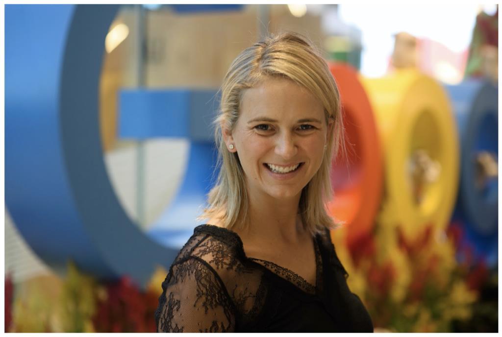 เฮอร์ไมโอนี่ จอย (Hermione Joye) หัวหน้ากลุ่มงานค้นหาข้อมูลการท่องเที่ยว ภูมิภาคเอเชีย - แปซิฟิกของ Google
