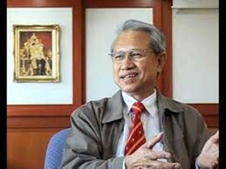 พล.อ.เอกชัย ศรีวิลาศ ผู้อำนวยการสำนักสันติวิธีและธรรมาภิบาล สถาบันพระปกเกล้า