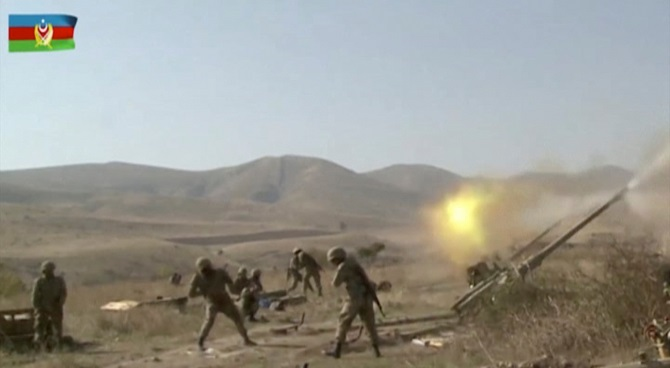 นองเลือด! ปูตินเผยตายแล้วเกือบ 5 พันศพ สังเวยสงครามอาเซอร์ไบจาน-อาร์เมเนีย