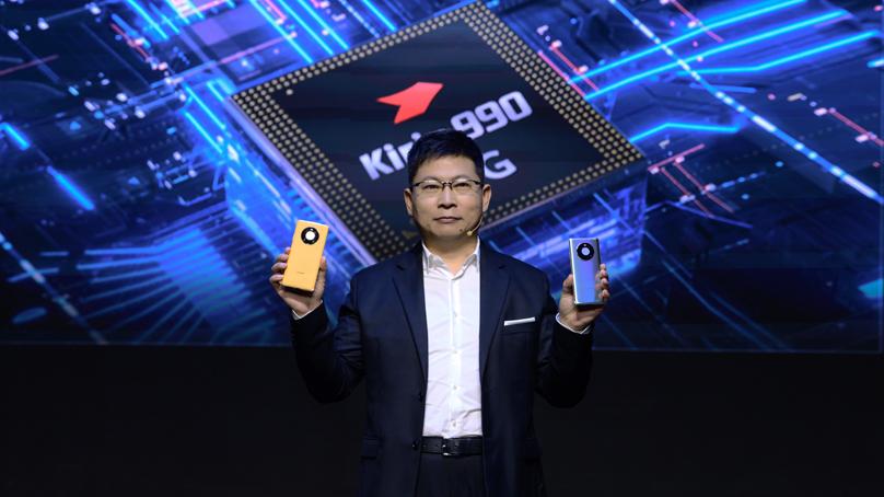 Huawei เปิดตัว Mate 40 ซีรีส์ ชูความโดดเด่นเทคโนโลยีรอบด้าน