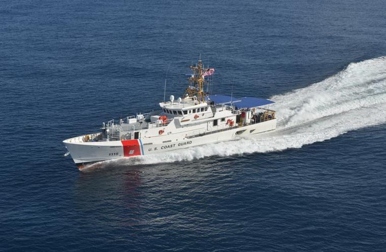 ส่อแววระอุ! สหรัฐฯ เตรียมส่ง 'เรือยามฝั่ง' ประจำการในแปซิฟิกตะวันตกรับมือ 'จีน'