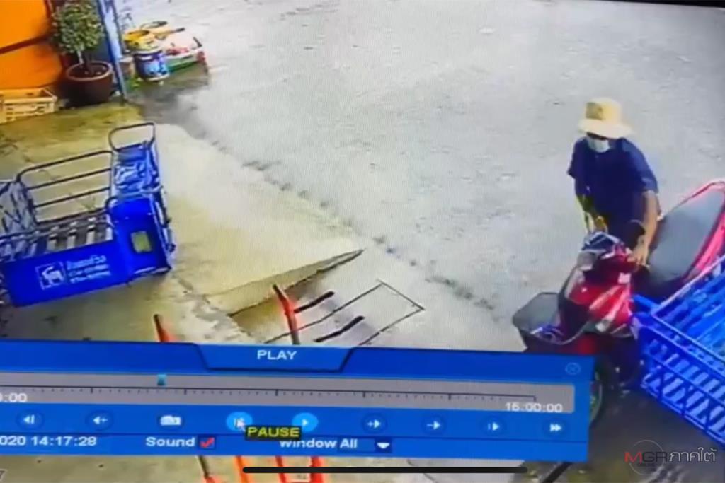 จับโจรขโมยรถสามล้อพ่วงข้างพาไปเก็บของเก่าขาย ซวยเจ้าของมาเจอจับตัวได้ไม่ทันข้ามวัน