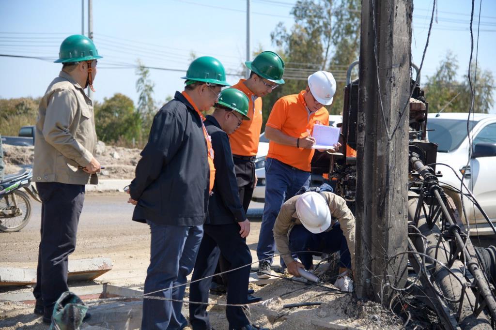 MEA แสดงความเสียใจต่อผู้เสียชีวิตจากเหตุท่อส่งก๊าซระเบิด พร้อมระดมกำลังลงพื้นที่ตรวจสอบอุปกรณ์ไฟฟ้า เพื่อความปลอดภัยของประชาชน