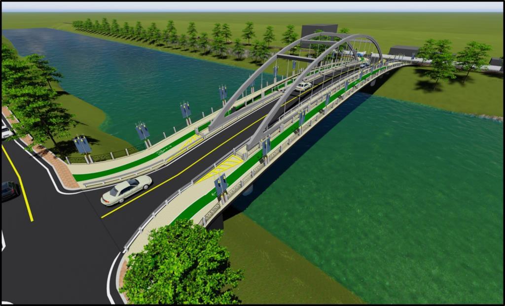 ทช.ทุ่มงบ80ล้าน สร้างสะพานข้ามแม่น้ำน่าน แลนด์มาร์คหนุนท่องเที่ยว