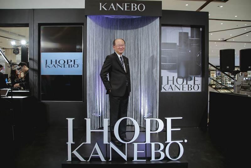 คาเนโบ ชวนคนดังเปิดตัวผลิตภัณฑ์บำรุงผิวพร้อมเคาน์เตอร์ใหม่