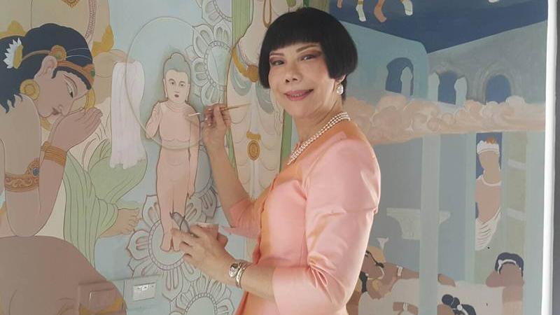 """เปิดตัวกงสุลกิตติมศักดิ์โกตดิวัวร์ ในเมืองไทย """"พัชรพิมล ยังประภากร"""""""