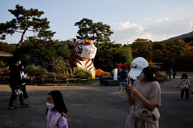 เกาหลีใต้ฟื้นจากพิษโควิดรวดเร็ว เศรษฐกิจคืนสู่การเติบโตไตรมาส3