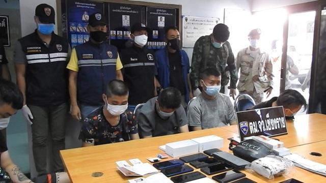 ไล่จับวุ่นกลางแม่สาย!คนจีนลอบเข้าเมืองอีก 8 คน รวบได้ 6 พร้อมคนไทยรับขนส่งตาก