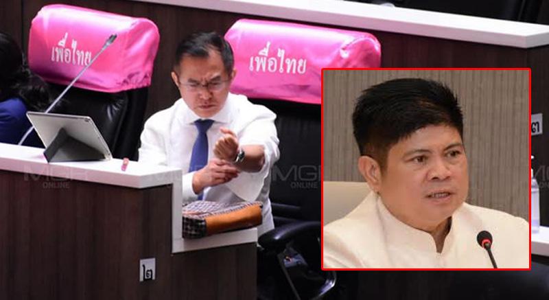 """""""แรมโบ้"""" ซัด """"วิสาร"""" ตัวอย่างไม่ดีแก่เยาวชน เหน็บสมัยรัฐบาลเพื่อไทยทำไมไม่กรีดแขนเพื่อชาวนาบ้าง"""