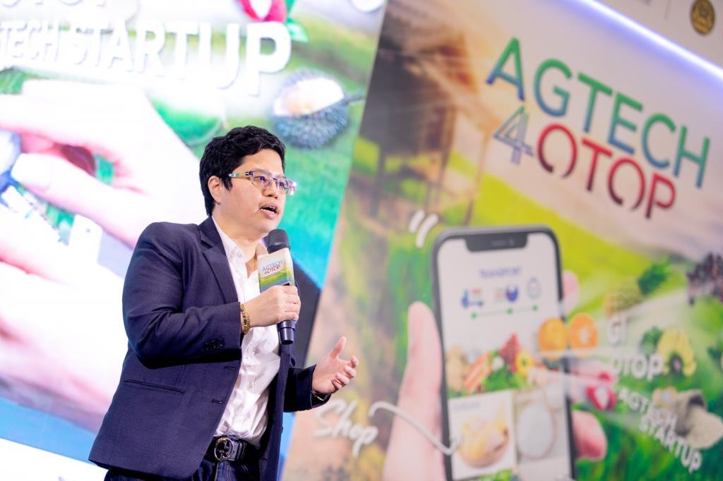 AgTech4OTOP พลิกโฉมเศรษฐกิจชุมชน ด้วยการเชื่อมต่อสตาร์ทอัปกับกลุ่มโอทอปการเกษตร