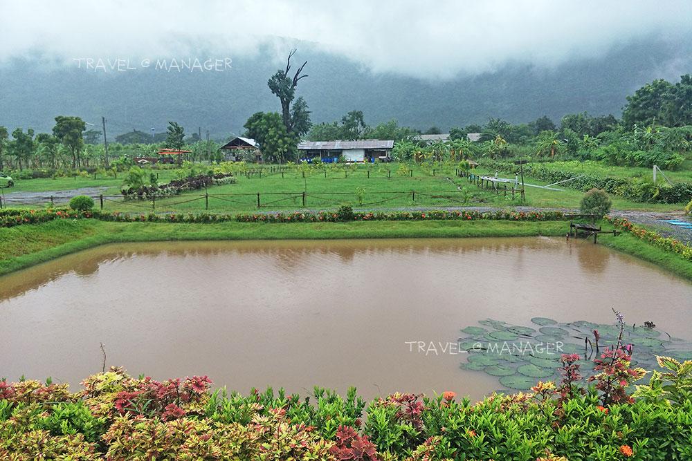 ทัณฑสถานเกษตรอุตสาหกรรมเขาพริกที่เปิดเป็นแหล่งท่องเที่ยว