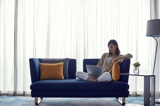 แมริออท อินเตอร์เนชั่นแนล ประกาศเปิดตัวโปรแกรม work anywhere with Marriott Bonvoy