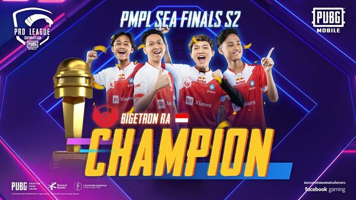 อินโดนีเซีย คว้าแชมป์ PUBG Mobile ระดับภูมิภาค ลุ้นสามทีมไทยแข่งต่อรอบ World Championship