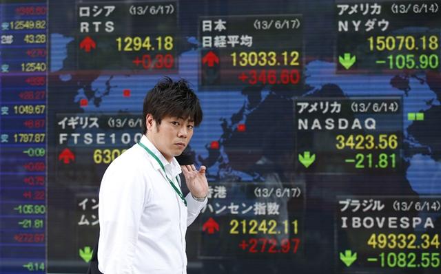 ตลาดหุ้นเอเชียปรับลบ วิตกยุโรปล็อกดาวน์ระลอกใหม่