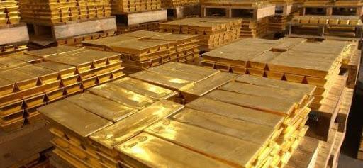 แบงก์ชาติทั่วโลกขายทองคำครั้งแรกในรอบ 10 ปี หวังทำกำไรช่วงราคาพุ่งแรง