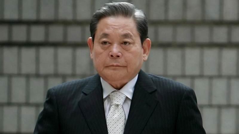 ทำไมการตายของประธานซัมซุงจึงสะเทือนเกาหลีใต้